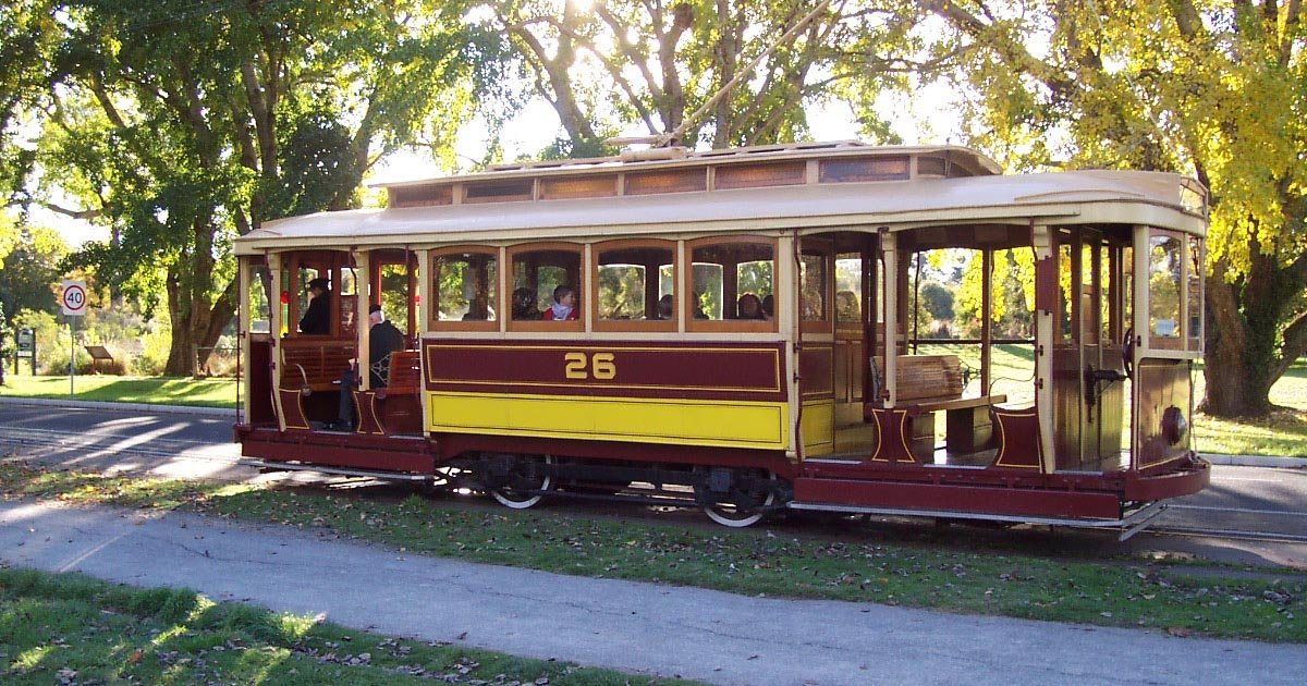 Historic Lake Wendouree tram track to be relaid
